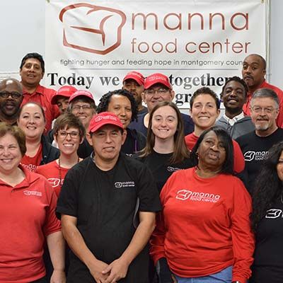 Manna Food Volunteer Opportunity