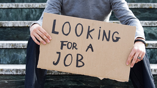 jobless looking for a job