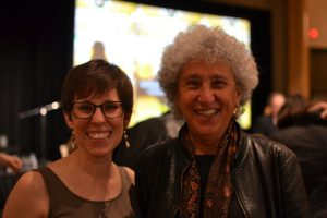 "What an honor to discuss nutrition education with the great Marion Nestle: professor, amazing author, and expert on food politics. Check out ""What To Eat"" if you haven't read it yet!"