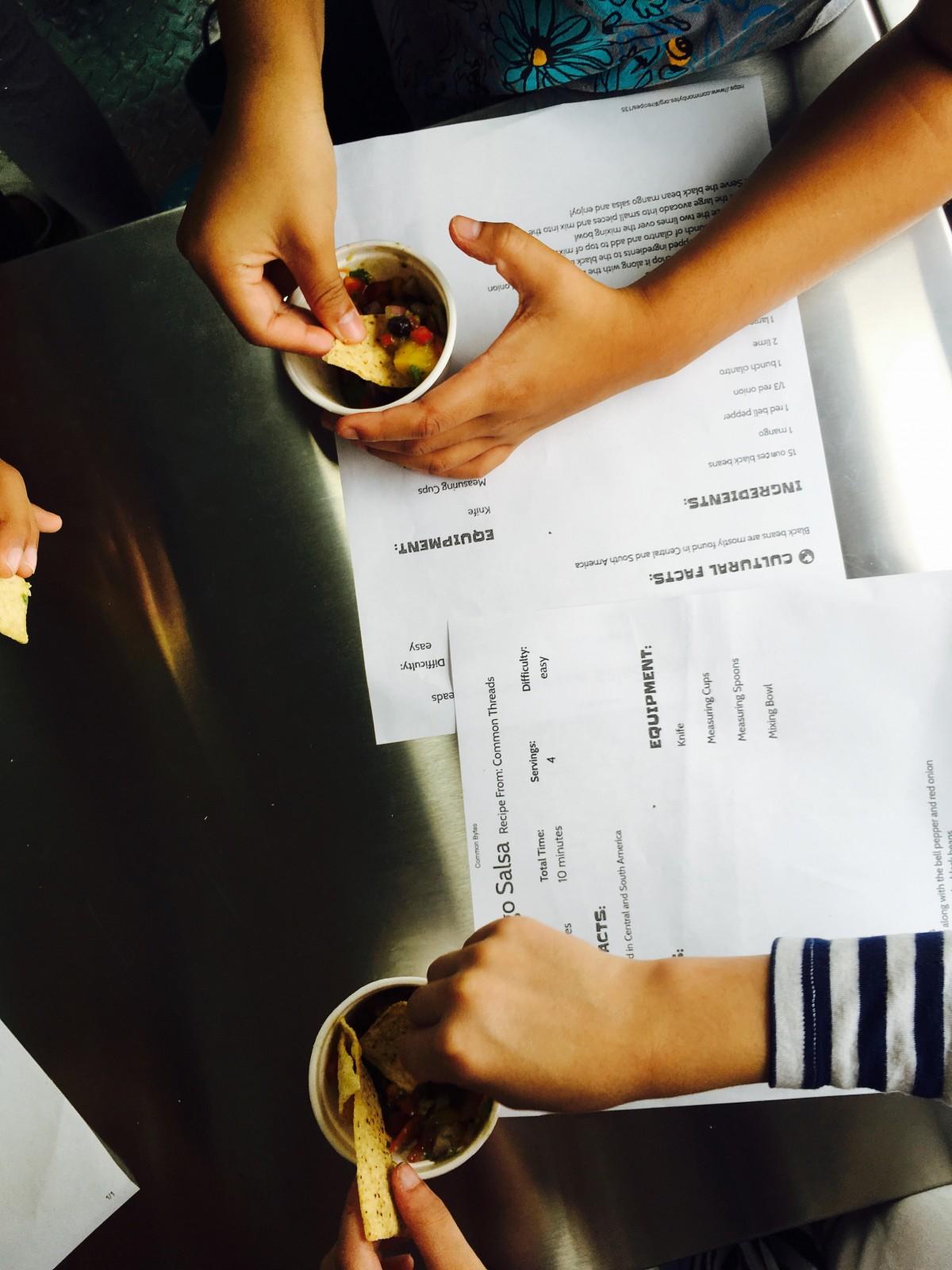 Manna Food Center | nutrition education