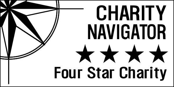 4 Star Charity Navigator logo